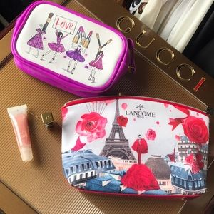 Other - 2 Limited Edition Makeup Bags w/ Travel Tom Ford
